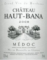 Haut Bana label