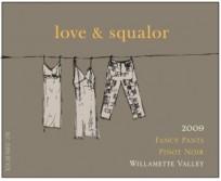 Love & Squalor - Fantsy Pants Pinot Noir