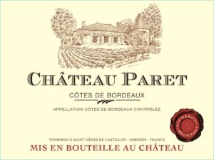 Chateau Paret