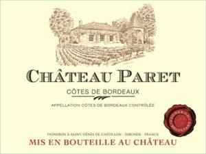Chateau Paret