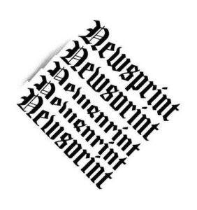 Newsprint by Guardian Cellars