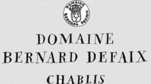 Domaine Bernard Defaix
